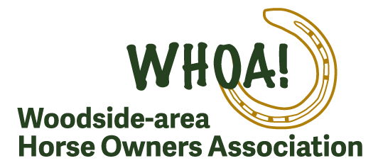 WHOA! Woodside-area Horse Owners Association